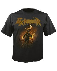 EXHORDER - Mourn the southern skies - T-Shirt