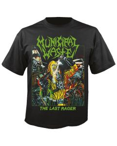 MUNICIPAL WASTE - The Last Rager - T-Shirt