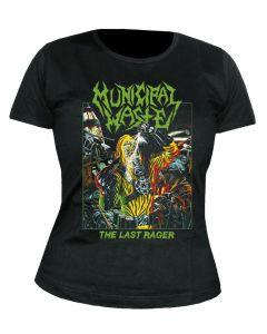 MUNICIPAL WASTE - The Last Rager - GIRLIE - Shirt