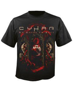CYHRA - No halos in hell - T-Shirt