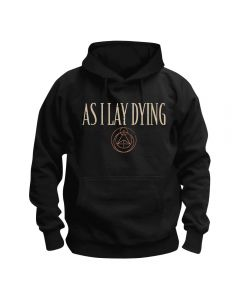 AS I LAY DYING - Skulls - Shaped by Fire - Kapuzenpullover / Hoodie