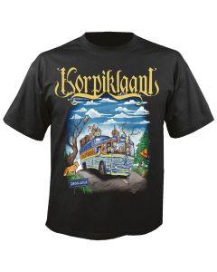 KORPIKLAANI - Juomamaa - T-Shirt