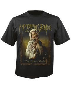 MY DYING BRIDE - The ghost of Orion - Cover - T-Shirt