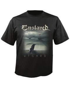 ENSLAVED - Utgard - Cover - T-Shirt