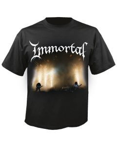 IMMORTAL - The seventh date of Blashyrk - T-Shirt