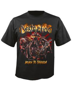 DESTRUCTION - Born to Thrash - Shirt