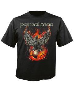 PRIMAL FEAR - Fire Eagle - Metal Commando - T-Shirt