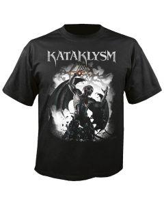 KATAKLYSM - Unconquered - T-Shirt