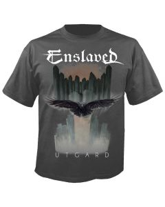ENSLAVED - The Raven of Utgard - T-Shirt