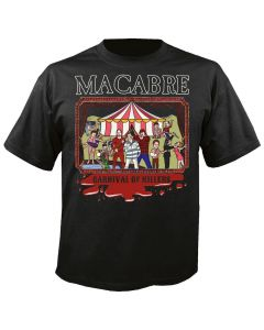 MACABRE - Carnival of Killers - T-Shirt