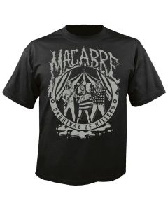 MACABRE - Carnival of Killers - Band - T-Shirt