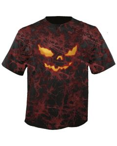 HELLOWEEN - Pumpkin Eye - Batic - T-Shirt