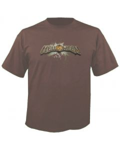 HELLOWEEN - Unarmed - Cover - Chestnut - T-Shirt