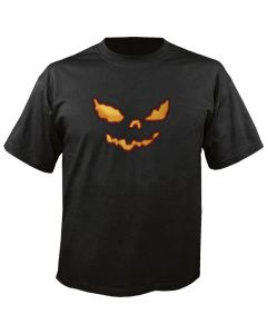 HELLOWEEN - Pumpkin Eyes - Black - T-Shirt