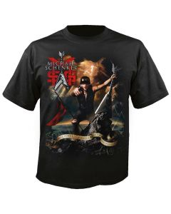 MSG - Michael Schenker Group - Cover - Immortal - Black - T-Shirt