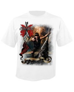 MSG - Michael Schenker Group - Cover - Immortal - White - T-Shirt