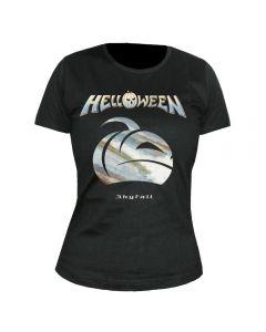 HELLOWEEN - Pumpkin - Skyfall - GIRLIE - Shirt