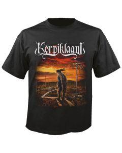 KORPIKLAANI - Cover - Jylhä- T-Shirt