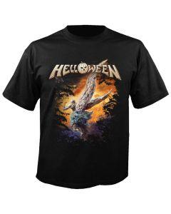 HELLOWEEN - Angel Disappeard - T-Shirt