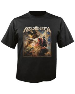 HELLOWEEN - Cover - Clock - T-Shirt