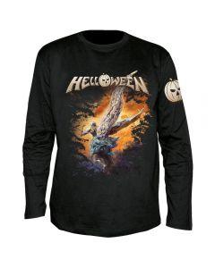 HELLOWEEN - Angel Disappeard - Langarm - Shirt / Longsleeve