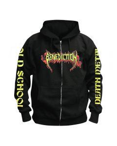 BENEDICTION - Scriptures - Kapuzenjacke / Zipper