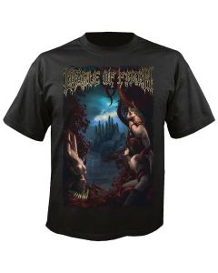 CRADLE OF FILTH - Isle of Death - T-Shirt