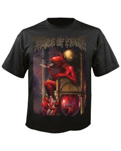 CRADLE OF FILTH - Existence is futile - Cover - T-Shirt