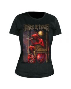 CRADLE OF FILTH - Existence is futile - Cover - GIRLIE - Shirt