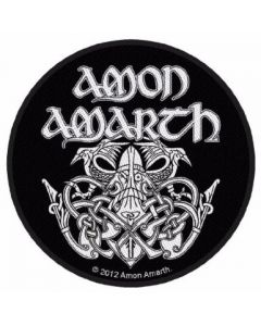 AMON AMARTH - Odin - Patch / Aufnäher