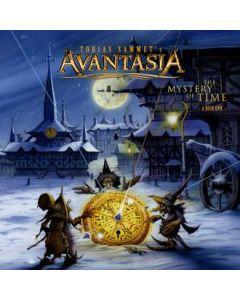 AVANTASIA - The Mystery of Time - CD-DIGI