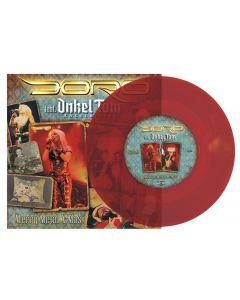 "DORO feat. Onkel Tom - Merry Metal X Mas - 7"" EP (red)"