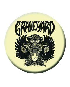 GRAVEYARD - Monstertryck - Button