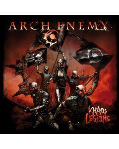 ARCH ENEMY - Khaos legions - CD