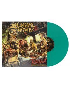 MUNICIPAL WASTE - The fatal feast  - LP (green)
