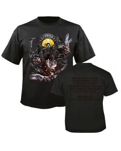 STERBHAUS - Angels for breakfast ...and god for lunch - T-Shirt