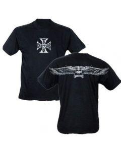 WEST COAST CHOPPERS - Bridges and Raptor - T-Shirt