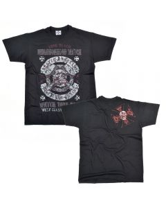 WEST COAST CHOPPERS - Busted Knuckles - T-Shirt