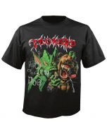 TANKARD - Hair of the Dog - T-Shirt