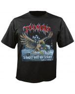 TANKARD - Schwarz, Weiß wie Schnee - T-Shirt