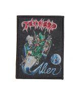 TANKARD - Alien - Patch / Aufnäher