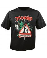 TANKARD - Senile with Style - Alien - T-Shirt