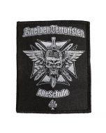 KNEIPENTERRORISTEN - Alte Schule - Patch / Aufnäher