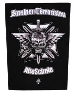 KNEIPENTERRORISTEN - Alte Schule - Backpatch / Rückenaufnäher