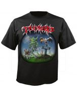 TANKARD - One Foot in the Grave - T-Shirt