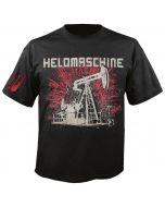 HELDMASCHINE - Ölhammer - Uni - T-Shirt