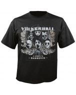 VÖLKERBALL - Retro - T-Shirt