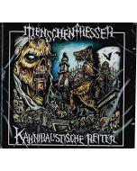 MENSCHENFRESSER - Kannibalistische Reiter - CD