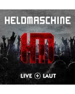 HELDMASCHINE - Live + Laut - 2CD