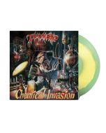 TANKARD - Chemical Invasion - LP - Swirl